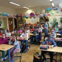 Selbstversuch im Klassenzimmer