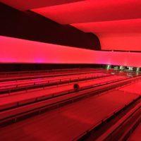 Ausflug zum Bowlingcenter